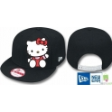 CZAPKA SNAPBACK HELLO KITTY BLACK