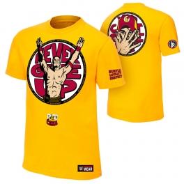 JOHN CENA KOSZULKA WWE  NEON
