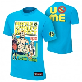 JOHN CENA KOSZULKA WWE  NEVER GIVE UP 2015