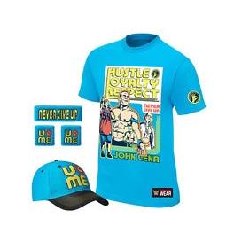 JOHN CENA KOSZULKA WWE THROWBACK 2015