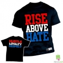 JOHN CENA KOMPLET WWE RISE ABOVE HATE