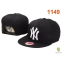 CZAPKA SNAPBACK NEW YORK YANKEES CZARNA