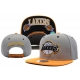 CZAPKA SNAPBACK MITCHELL-NESS LA LAKERS