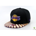 CZAPKA SNAPBACK NEW ERA  LA LAKERS
