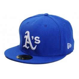 CZAPKA NEW ERA 59FIFTY OAKLAND ATLETICS CZARNA