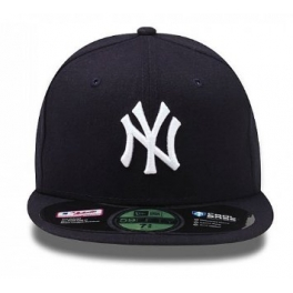 CZAPKA NEW ERA 59 FIFTY NEW YORK YANKEES AUTHENTIC