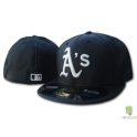 CZAPKA NEW ERA 59FIFTY OAKLAND ATLETICS ŻÓŁTA
