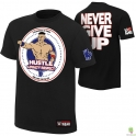 KOSZULKA WWE JOHN CENA HUSTLE LOYALTY RESPECT 2016/2017