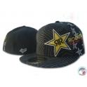 CZAPKA FULL CAP ROCKSTAR BLACK