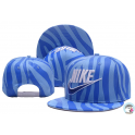 CZAPKA SNAPBACK NIKE TRUE CAP MODEL 2017 BLUE