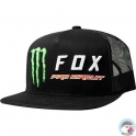 CZAPKA SNAPBACK MONSTER -FOX PRO CZARNA